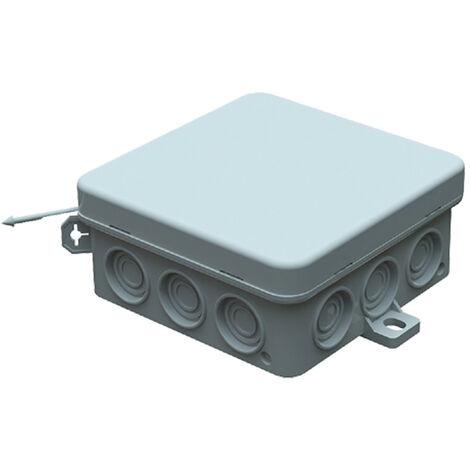 caja estanca 12 entr 100x100x37 t/presión