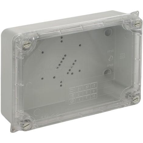 Caja estanca con paredes lisas.IP65,IK07.P SOLERA 6816