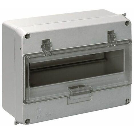 Caja estanca de automáticos IP54 12 módulos Solera 896