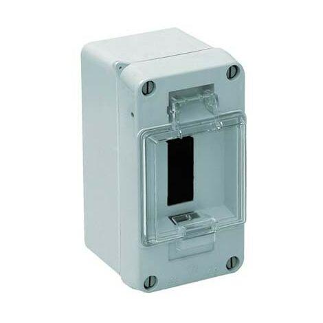 Caja estanca de automáticos IP54 3 módulos Solera 898