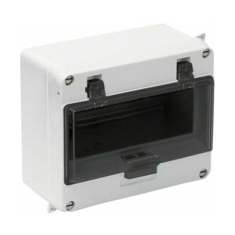 Caja estanca de automáticos IP54 8 módulos Solera 895