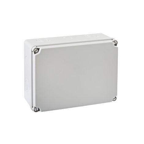 Caja estanca de derivación 186x246x101