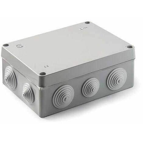 Caja estanca de derivacion 220x170 Famatel 3014 c/conos