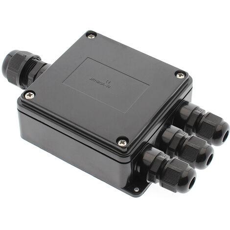 Caja estanca IP68 para conexiones 1+3