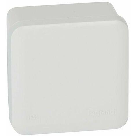 Caja estanca Legrand 80X80X45mm sin conos 092011