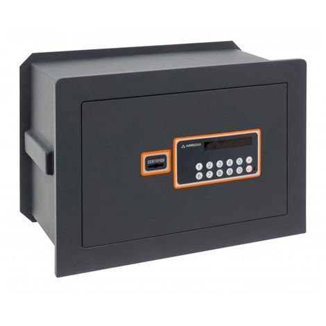 Caja fuerte de empotrar c/llave Plus C