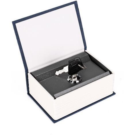 """main image of """"Caja fuerte del mini libro, caja fuerte del diccionario, cerradura de seguridad oculta, caja fuerte con contrasena"""""""