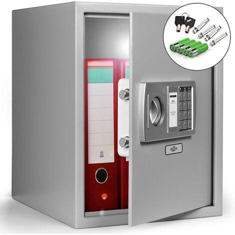 Caja fuerte electrónica 335x40x40 cm -4mm de espesor de puerta- Incl. bateria 1