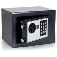 Caja fuerte electrónica con funcionamiento a pilas
