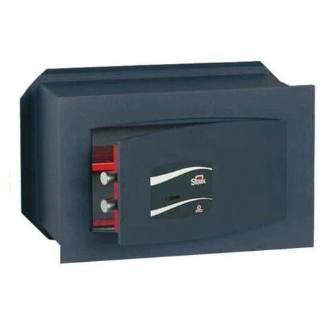 Caja fuerte en la albañilería tecla de bloqueo de la serie 800 Stark 801 310x210x150mm