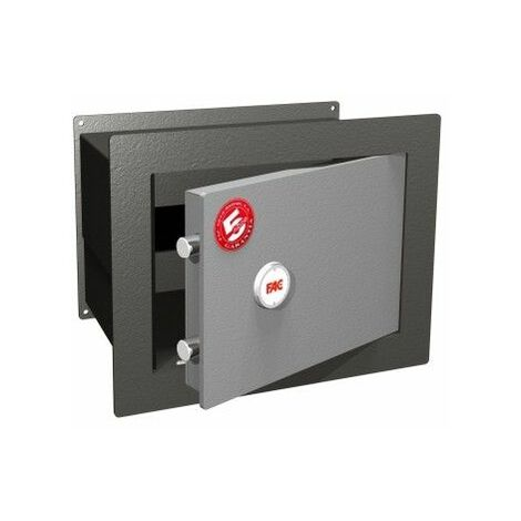 Caja Fuerte Seguridad Empotrar Mecanica 240X350X220Mm 101-Ll Fac