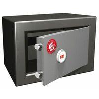 Caja Fuerte Seguridad Sobreponer Mecanica 240X350X220Mm 101-Sll Fac