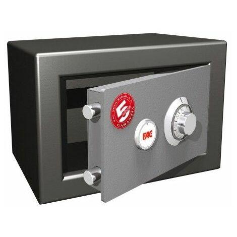 Caja Fuerte Seguridad Sobreponer Mecanica 290X370X350Mm 102-Ms Fac