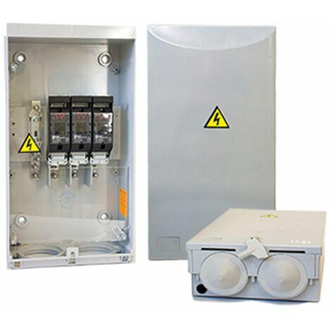 Caja general de proteccion Pinazo PNZ-CGP 7-160 BUC IB 313061