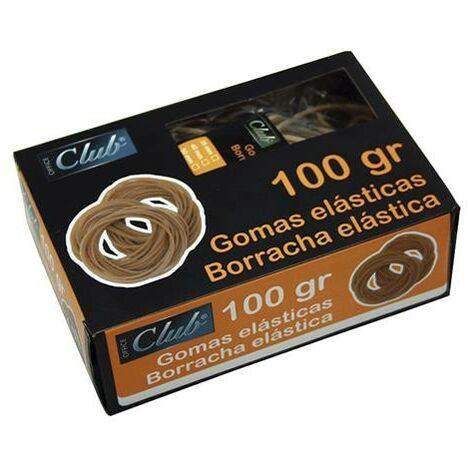 CAJA GOMAS ELASTICAS 100GR. Nº 80