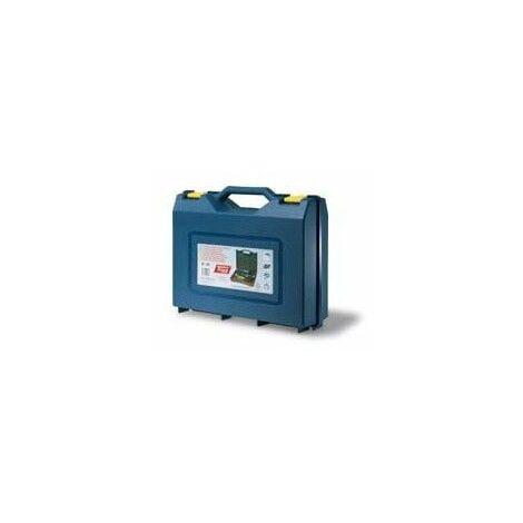 "main image of ""Caja Herramientas 385X330X130Mm Polipropileno Azul Nº40 Tayg"""