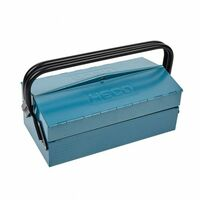 Caja Herramientas 33X17Cm Metal 102.3 Heco