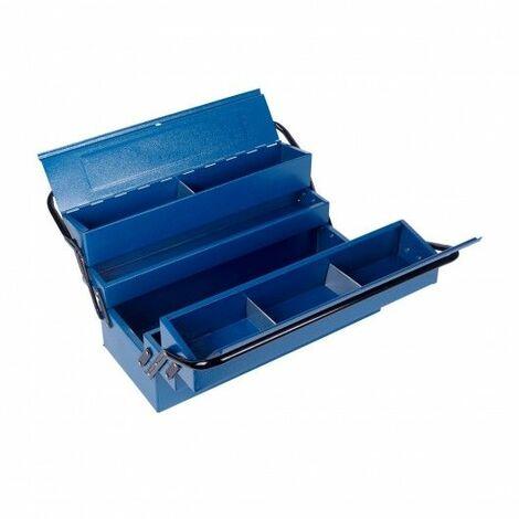 Caja Herramientas 50X21Cm Metal N.7 Arza