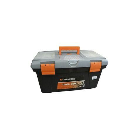 Caja herramientas 50x30 cm. c/departamentos