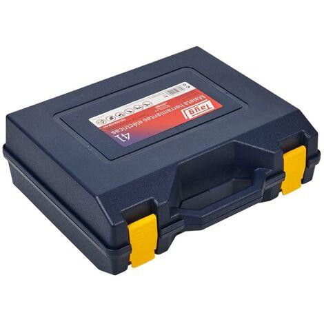 "main image of ""Caja Herramientas Estuche 385X330X130Mm Polipropileno Azul Nº41 Tayg"""