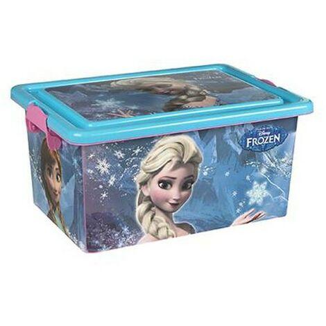 Caja Infantil Frozen para Almacenaje