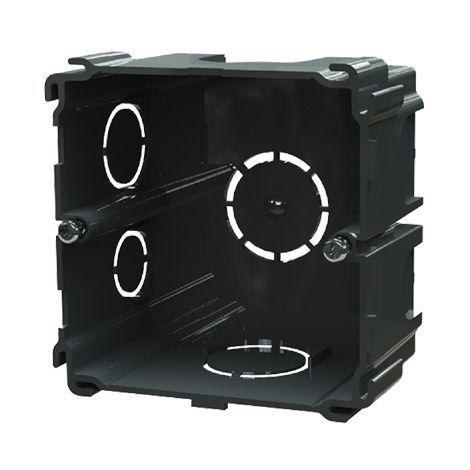 caja mecanismos enlazable 75x75x42
