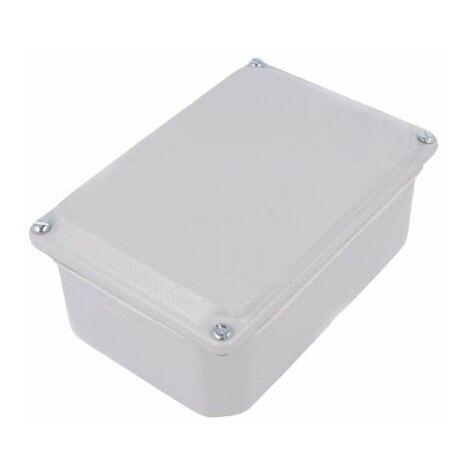 Caja metálica 155x105x61 Schneider NSYDBN1510