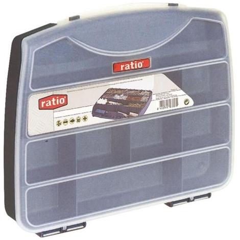 141 Pcs Juego de herramientas Case Mec/ánica Kit Caja Organizador Caja de herramientas Destornillador llaves Set de accesorios