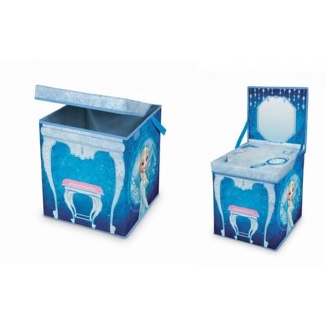 Caja orden 31x41x28cm pp/carton mesa juegos frozen domopak l