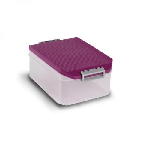 Caja orden multi 19,2x29,7x12,4cm 4,5lt pl mor tatay