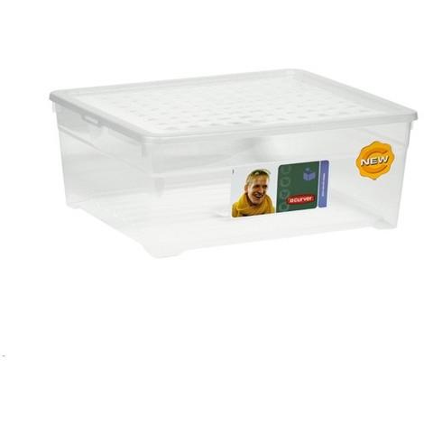 Caja Orden. Ropa/zapat.armario - CURVER - 3003-001 - 6 L