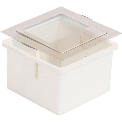 Caja para Empotrar Especial Balizas Blanco. - Blanco