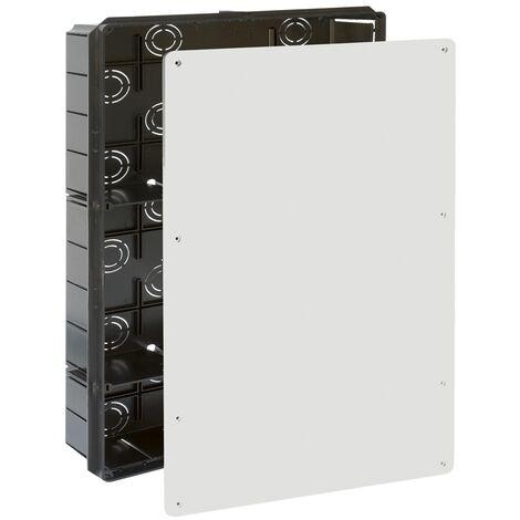 Caja para telecomunicaciones empotrar 300x500x60