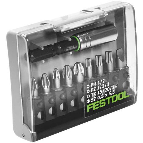 Caja Puntas MIX + BH 60-CE Festool