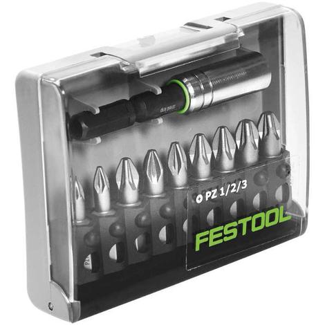 Caja Puntas PZ + BH 60-CE Festool