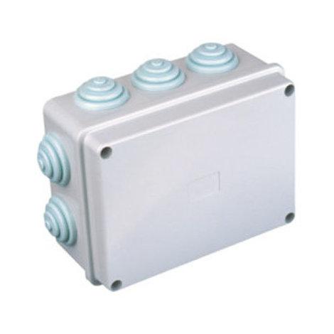 Caja rectangular de 10 conos de 110 x 150 x 74 mm Electro Dh 36.445 8430552080151