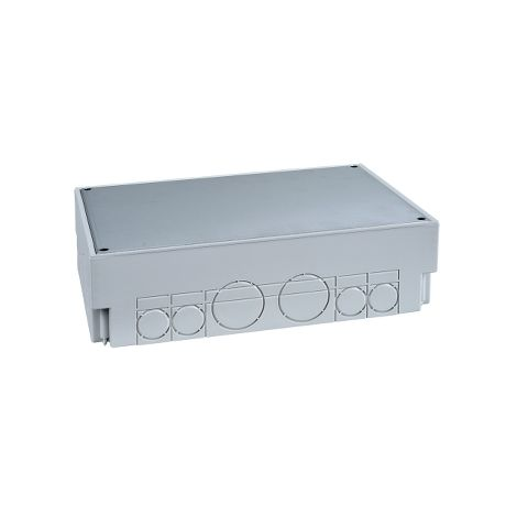 CAJA REGISTRO PLÁSTICO, RECTANGULAR SCHNEIDER ELECTRIC ISM50330