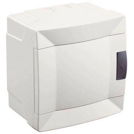 Caja Superficie para automáticos 4 módulos