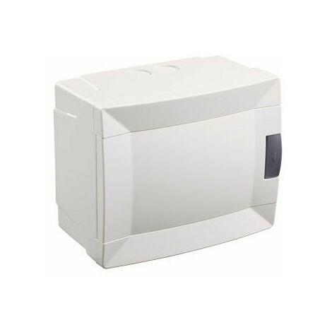 Caja Superficie para automáticos 6 módulos