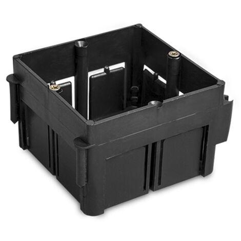 "main image of ""Caja Universal de Empotrar Enlazable 65x65x45 mm PC - PC"""