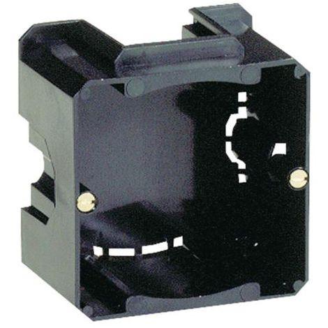 Caja universal enlazable para empotrar mecanismos. - talla