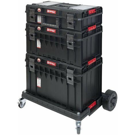 Cajas modulares Qbrick System One Set Profi