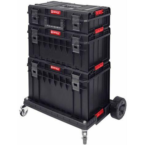 Cajas modulares Qbrick System One Set Technik