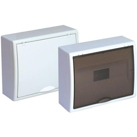 Cajas para distribución De 302x247x104. Hasta 12 elementos. SOLERA 8703