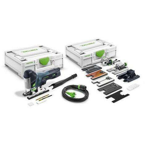Caladora de péndulo PS 420 EBQ-Set CARVEX Festool - FST-576176