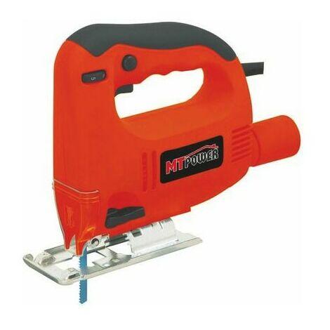 Caladora electrica 710W   Profundidad de corte: 8mm en acero y 65mm en madera   Bricolaje y carpinteria