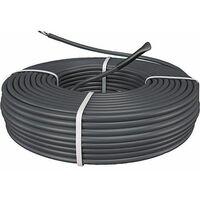 Calbe pour chauffage au sol pour béton et chappe, MHC17 XLPE 300W/17,6m/230V