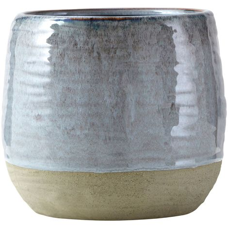 Caldera Grey Planter, Large