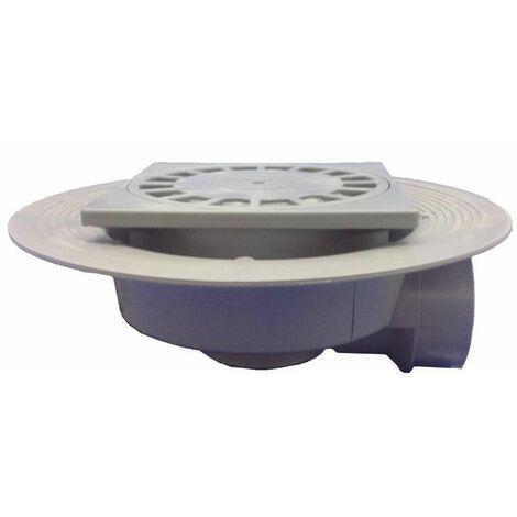Caldereta Sifónica PVC T-86-VH 10x10 50-40