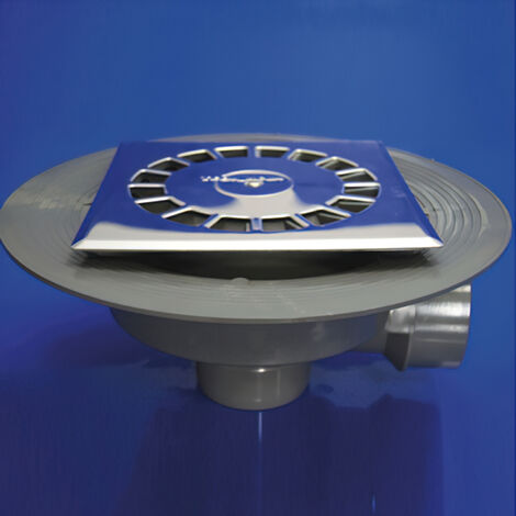 Caldereta Sifónica PVC T-86-VH-I 10x10 50-40